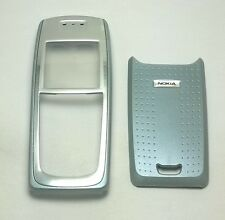 Brand New Nokia 3120/3100 Silver Housing Faceplate Battery Door Fascia Cover