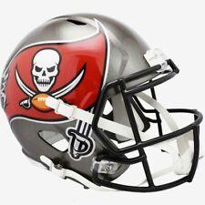 Riddell 8056524 NFL Tampa Bay Buccaneers Speed Replica Football Helmet