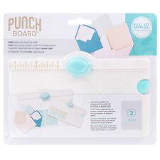 American Crafts We R Memory Keepers Mini Envelope Punch Board & Scoring Tool