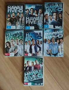 Hawaii Five O Season 1-7