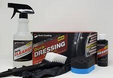 Tire Dressing Dura-Dressing Permanent Tire Coating - Single Vehicle Kit