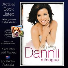 My Story Dannii Minogue Hardcover 2010 Illustrated Simon and Schuster VG +