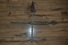 James Weathervane Antique Weathervane Arrow Farm Barn Architectural Salvage Iron