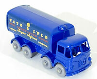 Vintage Lesney Matchbox Series No. 10-C Blue Sugar Container Issued 1966 - Loose