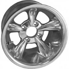 (One) Golf Cart Polished Godfather 10 inch Wheel With 3:4 Offset