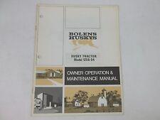 bolens outdoor power equipment manuals & guides ebay bolens 1256 tractor bolens model 1256 04 tractor owners operation and maintenance manual