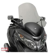 NEW GIVI WINDSCREEN 266DT Clear for Suzuki AN 400 Burgman 07-16 Windshield