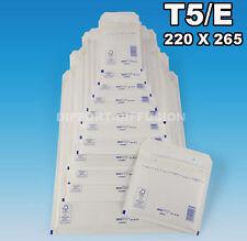 100 enveloppes à bulles / pochettes Blanches 240 x 275 mmTaille T5 / 5 (E)