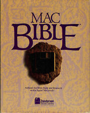 macBible KJV (81479) Software for Apple Macinstosh