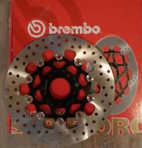 Brembo 78B40891 Bremsscheibe Harley Davidson XL XLH FLST 883 1200 1450 1584 1690