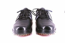 Adidas AdiPower Boost Size 9 Carbon Black Spike Used Men's Golf Shoes
