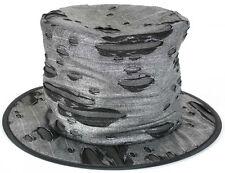 Zombie-Zylinder für Herren NEU - Karneval Fasching Hut Mütze Kopfbedeckung