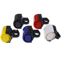 Electronic Loud Bike Horn Cycling Handlebar Alarm Ring Bicycle Bell Fw