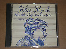 BLUE MONK (ERIC DOLPHY, ART TAYLOR, LARRY YOUNG) - CD COME NUOVO (MINT)