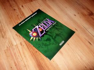Spieleberater Zelda Majora´s Mask ✩ Nintendo 64 N64 ✩ Sammler ✩ in TOP Zustand