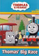 Thomas the Tank Engine, Thomas' Big Race, Book, New