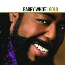 """BARRY WHITE """"GOLD (BEST OF)"""" 2 CD NEW+"""