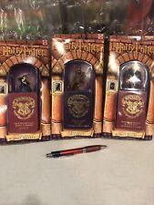 Harry Potter Die Cast Volume I Harry Potter, Volume Ii Fluffy, Volume Iii Hagrid