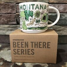 Starbucks Montana Been There Series 14oz Coffee Cup Mug