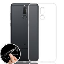 Huawei Mate 10 Lite Handy Hülle Silikon Cover Schutzhülle Soft Case transparent