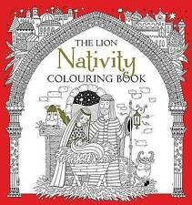 The Lion Nativity Colouring Book by Antonia Jackson (Paperback, 2016)