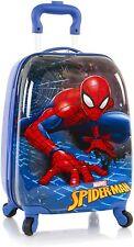 New Marvel Spiderman Hardside Spinner Luggage for Kids - 18 Inch