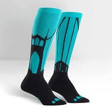 Sock It To Me Women's Knee High Socks - Put a Bridge On It
