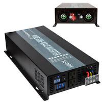 Pure Sine Wave Inverter 3500W Power Inverter Solar Panel 48V DC to 120V/220V AC
