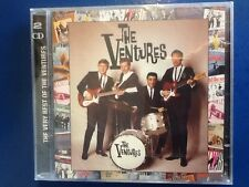 THE.  VENTURES.   2 CDs.  The very best of.