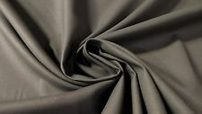 Pewter Grey Twill Uniform Fabric Nomex ® Aramid FR 8oz  61
