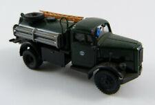 Opel Blitz TLF Feuerwehr dunkelgrün Roco 1:87 H0 ohne OVP [BO-A1]