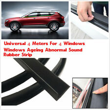 4M Window Glass Edge Sealed Strip Aging Ageing Abnormal Sound Noise Weatherstrip