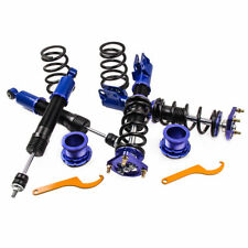 Coilover Suspension Kits for Ford Mustang 4th 94-04 Adjustable Height Mount Blue