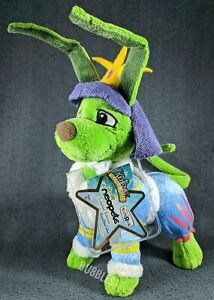 NWT Royal Boy Gelert Neopets Keyquest Plushie RARE CODE! dog Limited Edition OOP