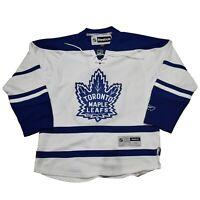 Toronto Maple Leafs Reebok Premier Third Alternate Jersey - Medium