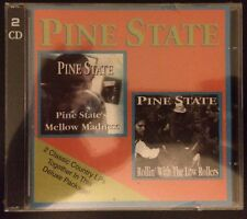 Pine State's Mellow Madness/Rollin' with the Low Rollers 2 CD set w/ Ryan Adams