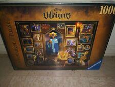 Ravensburger Prince John Disney Villainous 1000 Pcs Jigsaw Puzzle SEALED