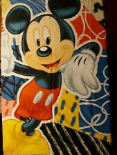 Plaid Disney Mickey Mouse