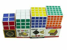 Shengshou White Base Core Cube Puzzle (Pack of 4) White_1
