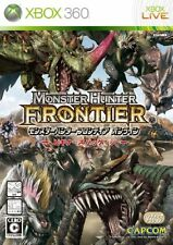 USED Monster Hunter Frontier Online (Beginner's Package) japan import Xbox 360