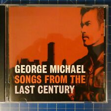 George Michael Songs from the Last Century Virgin 724384874025 CD31