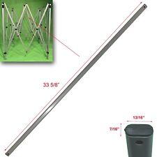 Quest Q64 10 x 10 SLANT LEG Instant Canopy  PEAK TRUSS Bars Replacement Parts