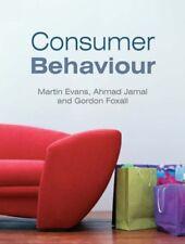 Consumer Behaviour,Martin Evans,Ahmad Jamal,Gordon Foxall