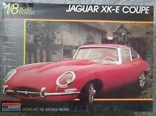 1/8 Monogram Jaguar XK-E Coupe - #2612 - Rare