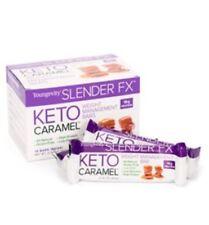 David Slender FX Keto Caramel Bars 10 ct by Youngevity