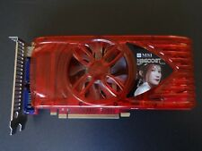 GeForce 9600 GT 512MB GDDR3, 256 BIT, PCI-E, MSI N9600GT