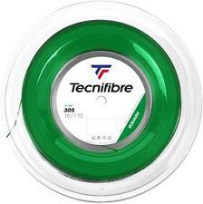 Tecnifibre 305 Squash Racket String 200m Reel - Green - 1.10mm / 18