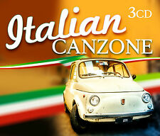 CD Italiano Canzone di Various Artists 3 CD