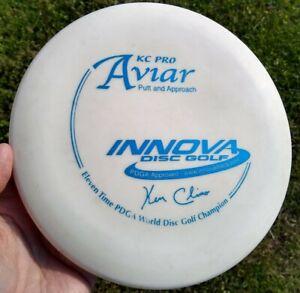 Rare! Innova 11x KC Pro Aviar - 175 Grams, Stiff, 2-Ring San Marino, No Ink!