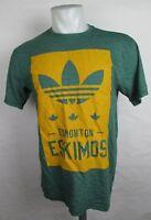 Canadian Football League CFL Adidas Men's Edmonton Eskimos S M L XL XXL